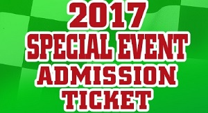 Special Event Ticket Package