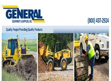 General Equipment Ad