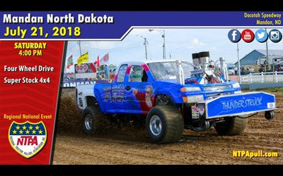 NTPA Truck and Tractor Pull