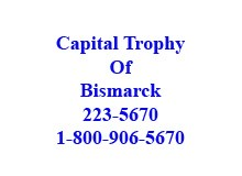 Capital Trophy Ad